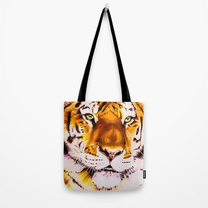 My Tiger  Tote Bag