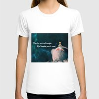 le petit prince T-shirts featuring Le Petit Prince by SmallWheel