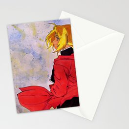 Edward Elric Fan-Art Stationery Cards