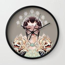 Nyi Roro Kidul Wall Clock