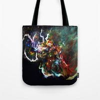 thor Tote Bags featuring Thor by ururuty