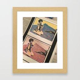 As Never Seen in Seventeen Framed Art Print