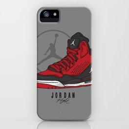 Jordan Flight SC-3 iPhone Case