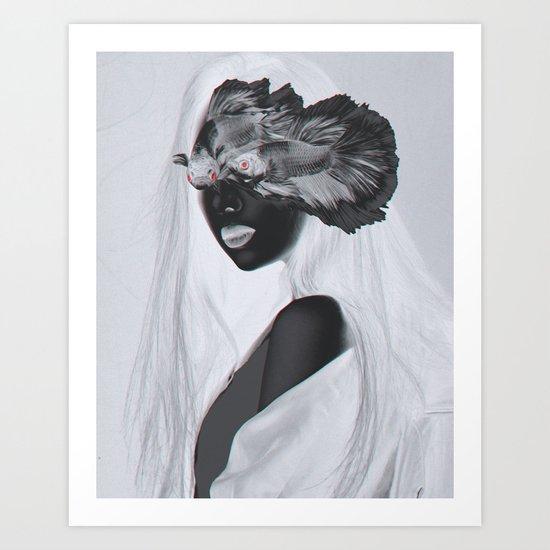 Jeycon Art Print