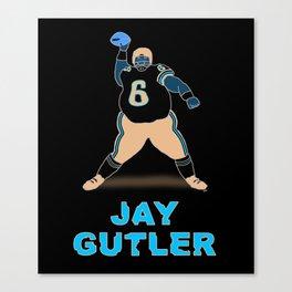 Jay Gutler Canvas Print