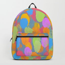 Dancing Dabs of Color! Backpack