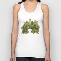plants Tank Tops featuring plants!! by ella