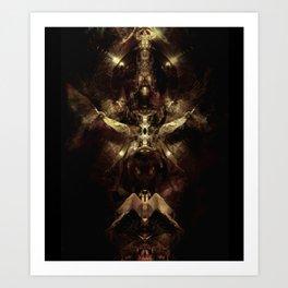 Thanatos: Prelude VII Art Print