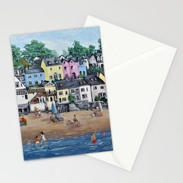 Saundersfoot, Pembrokeshire Stationery Cards