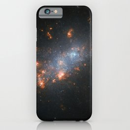 Hubble Space Telescope - Galactic Cherry Blossom iPhone Case