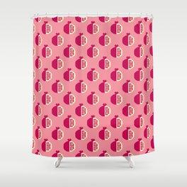 Fruit: Pomegranate Shower Curtain