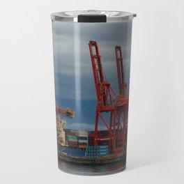 Port of Vancouver Travel Mug