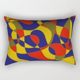 zappwaits artwork Rectangular Pillow