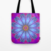 destiny Tote Bags featuring Destiny by Jellyfishtimes