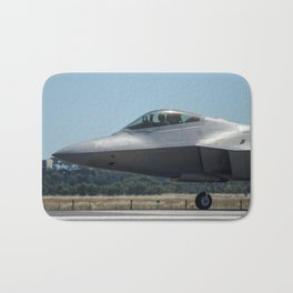 F-22A Raptor Bath Mat
