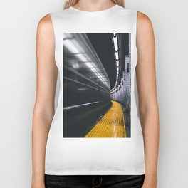 The Subway (Color) Biker Tank