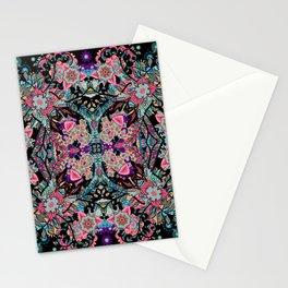 Mandala Colorful Boho Stationery Cards