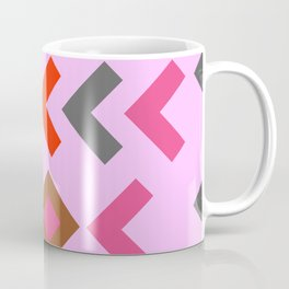 Southwestern modern cacti Coffee Mug