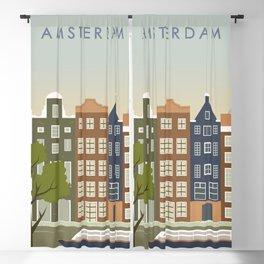 Amsterdam Blackout Curtain
