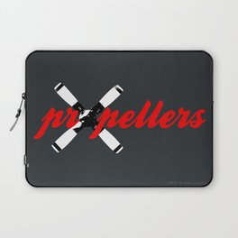 Propellers 4 Blade --- clear2land.net  copyright Laptop Sleeve