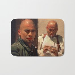 The Salamanca Brothers - The Cousins - Better Call Saul Bath Mat