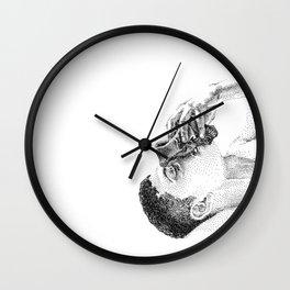 Sniff NOODDOOD Wall Clock