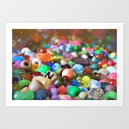 pick n mix Art Print