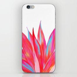 Sunny Agave Fringe Illustration iPhone Skin