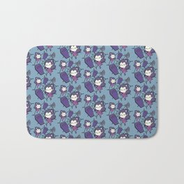 Little Miss Vampire Bath Mat