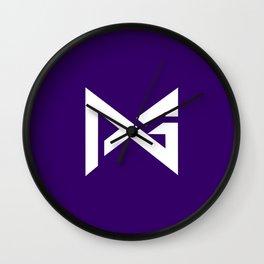 PG on lead Wall Clock