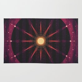 Sol System - The Asteroid Belt Rug