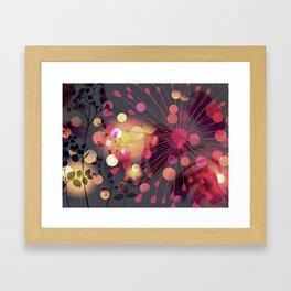 Efflorescence [3] Framed Art Print