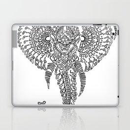 The Elephant Mask Laptop & iPad Skin