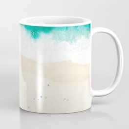 Pastel Beach Coffee Mug