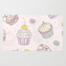 Sweets Galore! Rug