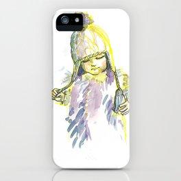 Fashion Kid 3 iPhone Case