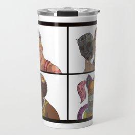Authentically You Travel Mug