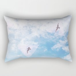 Flight Path Rectangular Pillow