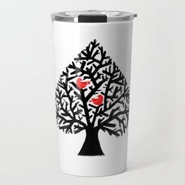 Ace of spade Travel Mug