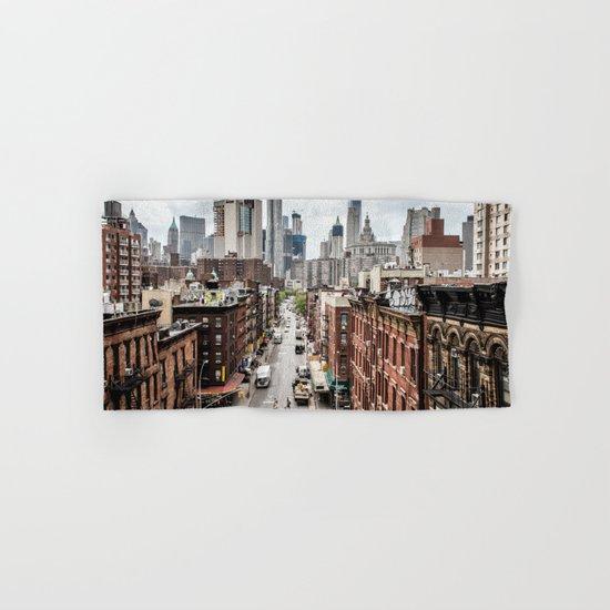 New york City USA Hand & Bath Towel