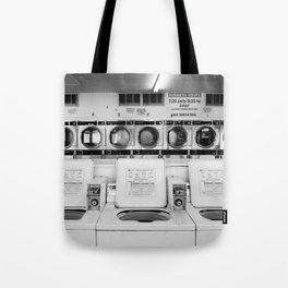 Fresno Laundromat Tote Bag