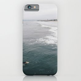 Beclouded iPhone Case