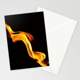 Playing with fire Stationery Cards