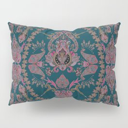 Emerald Gipsy Paisley Pillow Sham