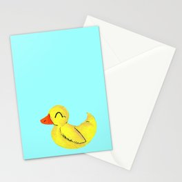 Happy Ducky Stationery Cards