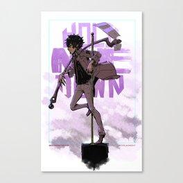 Kaz (Alandria) Canvas Print