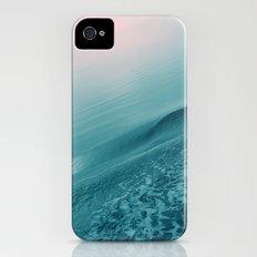 silencioso iPhone (4, 4s) Slim Case