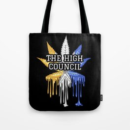 The High Council Tote Bag