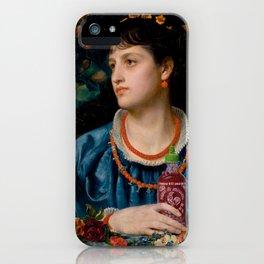 Queen Spice iPhone Case