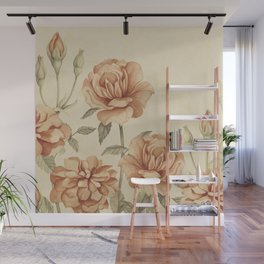 Vintage Touch 2 Wall Mural